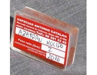 Box of 2 grams of  saffron powder