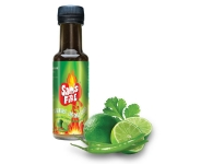 Spicy Sauce with Coriander and Lime